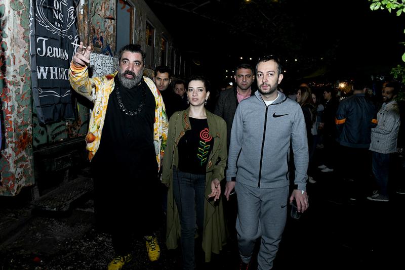 Աննա Հակոբյանը ներկա է գտնվել «Ուրվական» միջազգային փառատոնի երաժշտական ծրագրին (լուսանկարներ)