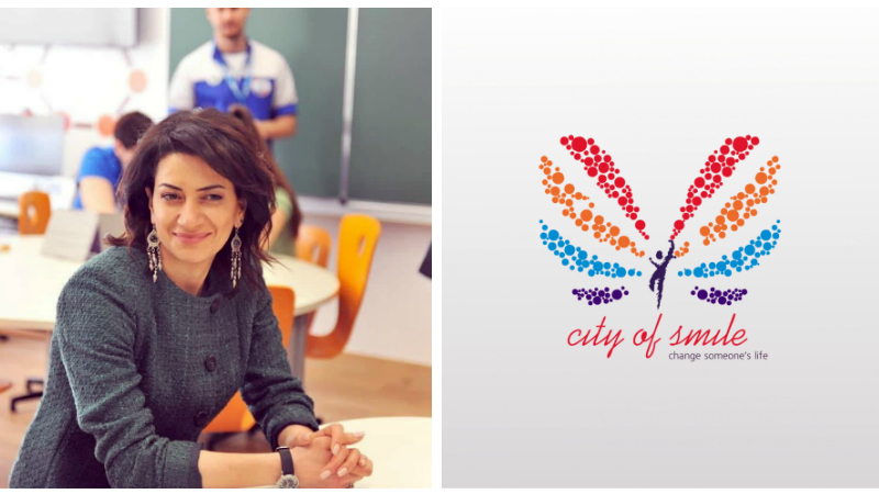 «Ժպիտների քաղաք» hիմնադրամը դիմում է Հայաստանում և սփյուռքում բնակվող մեր բոլոր հայրենակիցներին, հիմնադրամի բարերարներին. Աննա Հակոբյան