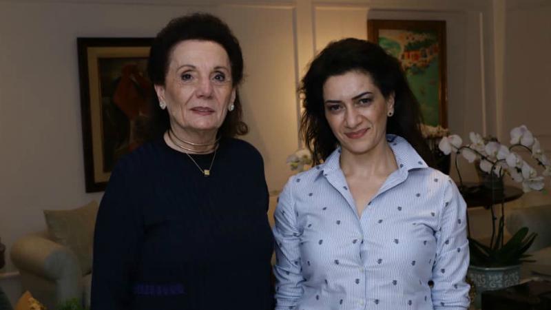 Սան Պաուլոյում հյուրընկալվել եմ հայազգի բարերար Հիլդա Տիրուհի Բուրմայանի տանը․ Աննա Հակոբյան (լուսանկարներ)
