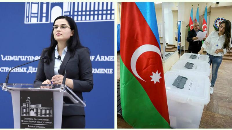 Այս անգամ ևս Ադրբեջանն իր ժողովրդավարության ձախողումը փորձում է քողարկել ղարաբաղյան հակամարտությամբ․ Աննա Նաղդալյան