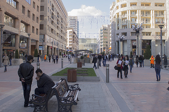 Естественный прирост населения в Армении достиг рекордно низкого уровня - «Жоховурд»