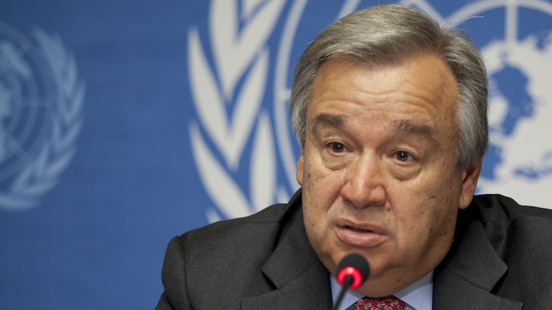 ՄԱԿ գլխավոր քարտուղարը կոչ է անում Հայաստանի և Ադրբեջանի կառավարություններին և ժողովրդին երկխոսություն սկսել