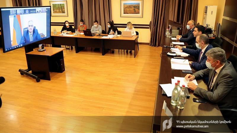 ԱՊՀ մասնակից պետությունների հարկային մարմինների ղեկավարների համակարգող խորհրդի 28-րդ նիստն ավարտվել է (տեսանյութ)