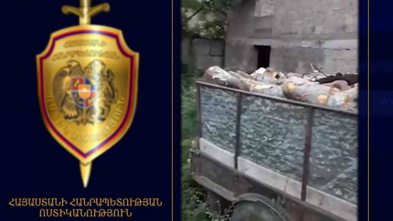 Իջևանի ոստիկանները 8 խմ ապօրինի փայտանյութով բեռնատար են հայտնաբերել (տեսանյութ)