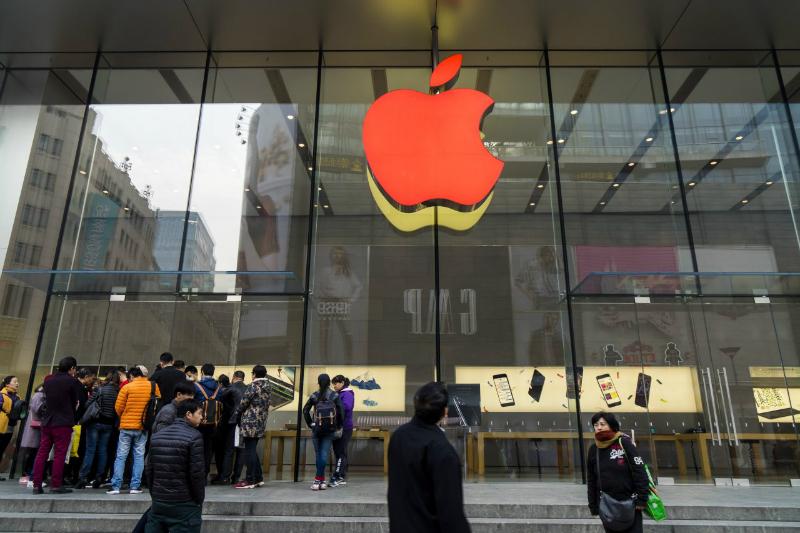 Կորոնավիրուսի համաճարակի պատճառով Apple-ը փակել է Չինաստանի իր բոլոր 42 խանութները
