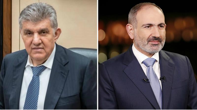 Ռուսաստանի հայերի միությունը` ի դեմս նախագահ Արա Աբրահամյանի, պահանջում է Նիկոլ Փաշինյանի հրաժարականը