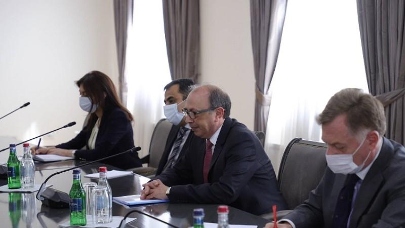 Ադրբեջանի բարձր ղեկավարության կողմից խրախուսվող հայատյաց քաղաքականությունն ուղիղ մարտահրավեր է խաղաղությանն ուղղված միջազգային ջանքերին. Այվազյան