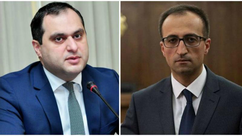 Փաստաբանների պալատի նախագահը դատի է տվել Արսեն Թորոսյանին