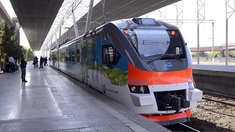 Հայաստանն ու Վրաստանը դիտարկում են Երևան-Թբիլիսի արագընթաց գնացք գործարկելու հնարավորությունները
