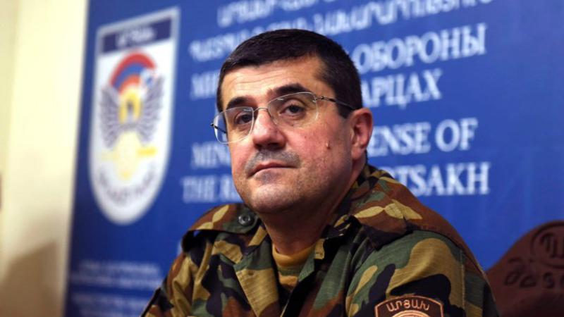 Արցախի Հանրապետության տարածքից ելքը սահմանափակվել է զորահավաքային զորակոչի ենթակա ԱՀ քաղաքացիների համար․ Արայիկ Հարությունյան