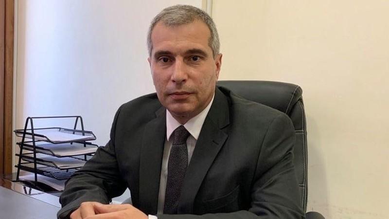 Արամ Գուգարացը նշանակվել է Կադաստրի կոմիտեի ղեկավարի տեղակալ