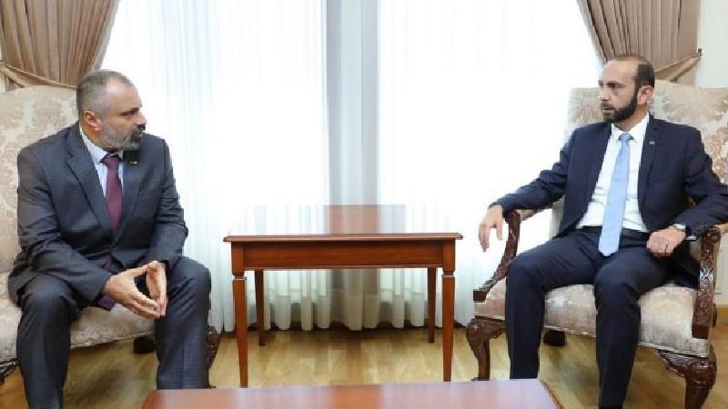 Տեղի է ունեցել Արցախի և Հայաստանի արտաքին գործերի նախարարների հանդիպումը