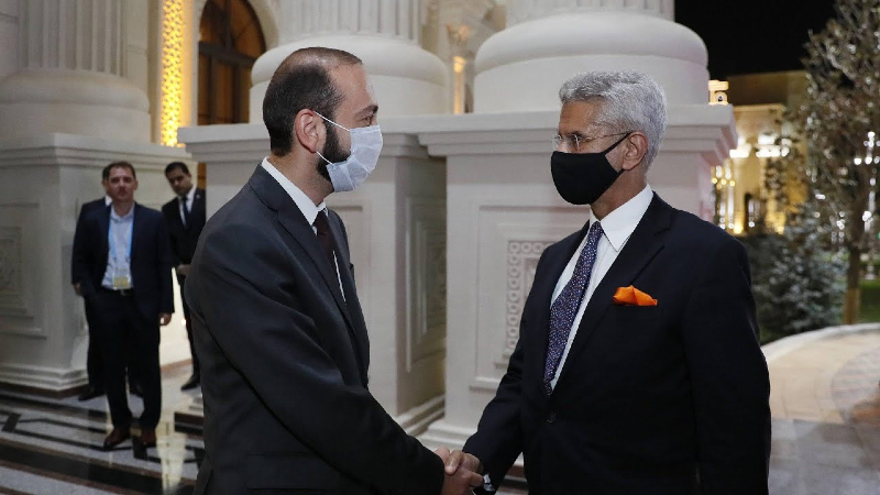 Բարձր ենք գնահատում Հնդկաստանի ԱԳՆ հայտարարությունը, որ Ադրբեջանի ԶՈՒ-ն պետք է հետ քաշվի ՀՀ տարածքից. Արարատ Միրզոյան