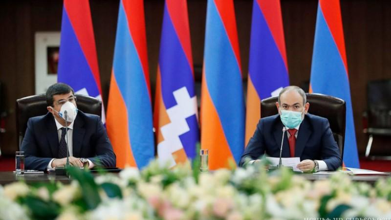 Առանց Արցախի իշխանությունների լիարժեք ներգրավման՝ բանակցային գործընթացում չի կարող լինել էական առաջընթաց. Երևանում տեղի է ունենում ՀՀ և ԱՀ Անվտանգության խորհուրդների համատեղ նիստը