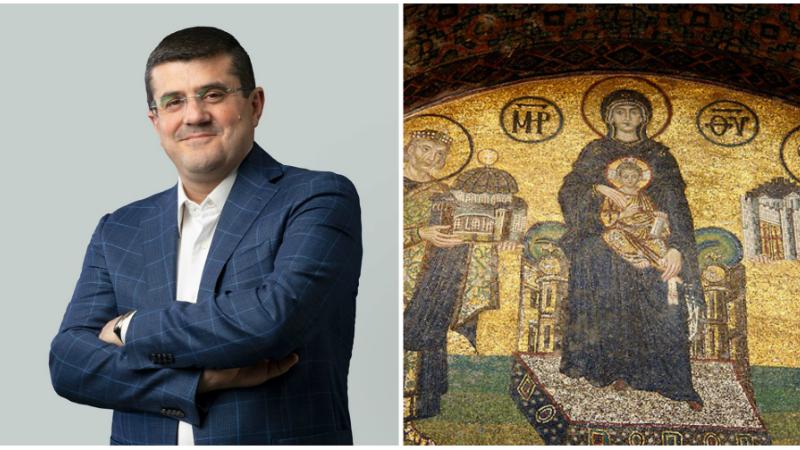 Սուրբ Սոֆիայի տաճարին մզկիթի կարգավիճակ տալով թուրքական իշխանությունները վերահաստատեցին այլատյաց կեցվածքը. Արայիկ Հարությունյան