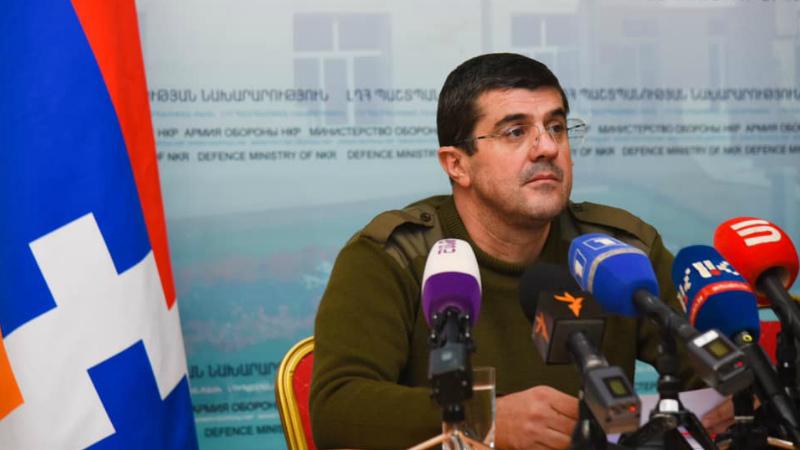 Եթե առաջիկա օրերին Ադրբեջանը չգնա խաղաղ ճանապարհով հարցի լուծման, կդիմեմ ՀՀ-ին և մյուս երկրներին` ճանաչելու Արցախի անկախությունը. ԱՀ նախագահ