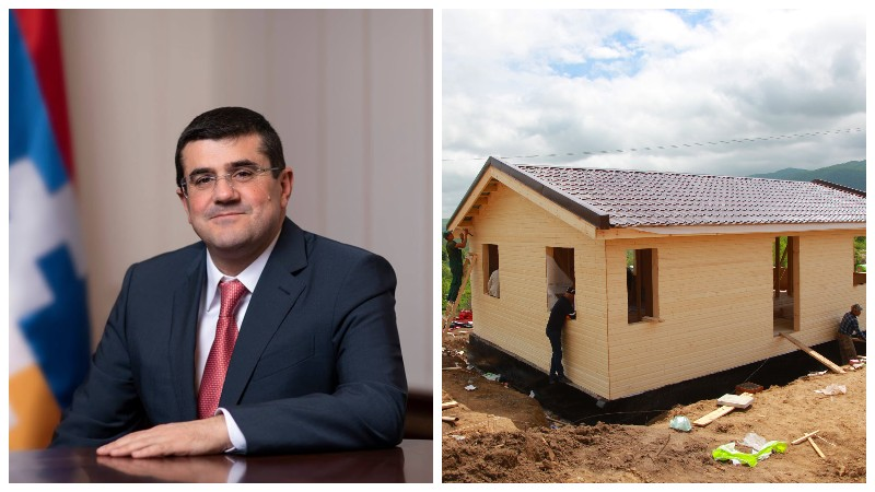 Նման ծրագրերի միջոցով լուծելու ենք բնակարանային ապահովման կարիք ունեցող մեր բոլոր քաղաքացիների բնակարանային խնդիրը. ԱՀ նախագահ