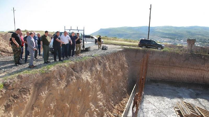 Կարկառ գետի գլխավոր հանգույցի շահագործմամբ՝ 2000 հա հողատարածք ոռոգովի կդառնա