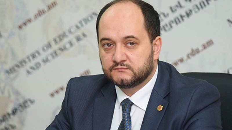 ԿԳՄՍ նախարար Արայիկ Հարությունյանը հրաժարականի դիմում չի ներկայացրել
