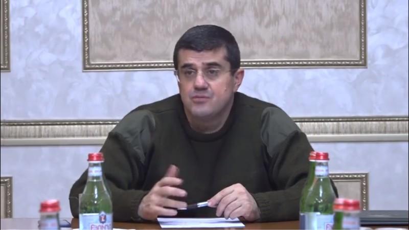 Մարտակերտ-Քարվաճառ-Վարդենիս ավտոճանապարհը դեռ երկար ժամանակ գտնվելու է հայկական ուժերի վերահսկողության ներքո. Արցախի նախագահ