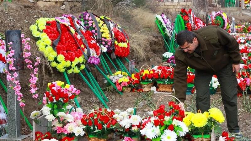 Արցախի նախագահը Հայրենիքի պաշտպանության համար զոհվածների հիշատակին հարգանքի տուրք է մատուցել մայրաքաղաքի հուշահամալիրում