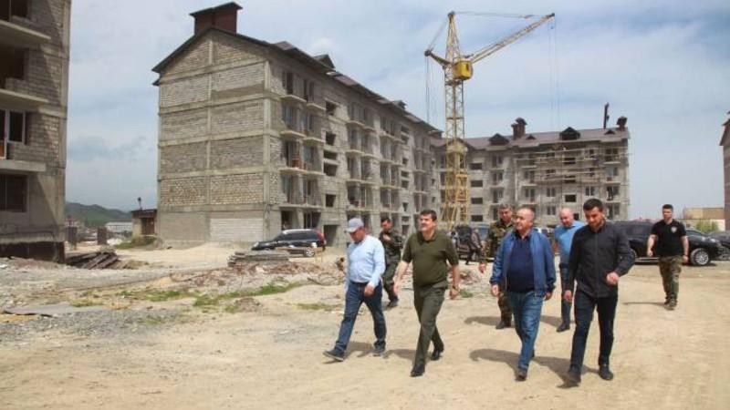 Ստեփանակերտում առաջիկա երկու տարվա ընթացքում ավելի քան 1000 բնակարան կշահագործվի. Արայիկ Հարությունյան