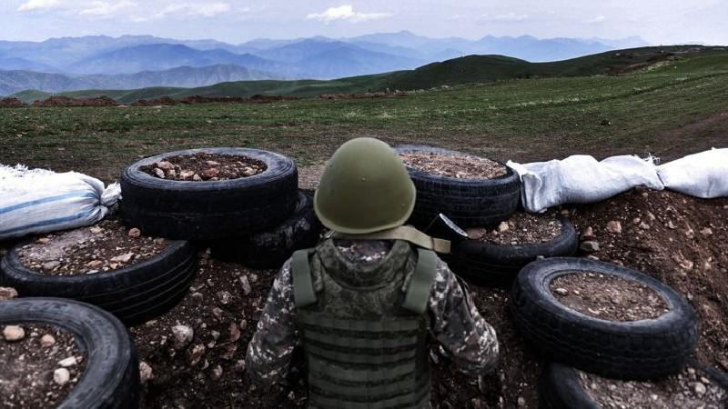 Տեղեկությունները, թե «ադրբեջանական զինված ուժերն իրենց դիրքերն առաջ են տվել նաև Արցախում, իրականությանը չեն համապատասխանում