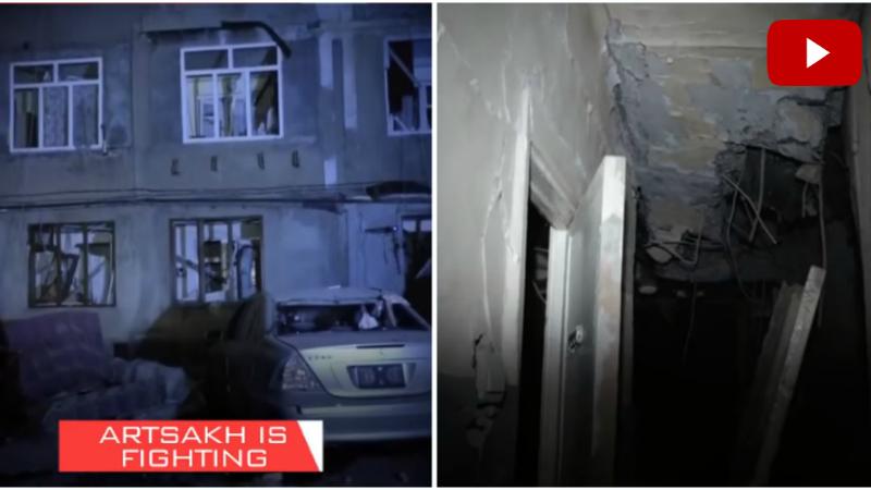 Ահաբեկչություն պետական մակարդակով. Ադրբեջանը թիրախավորում է խաղաղ բնակիչների կյանքն ու ունեցվածքը (տեսանյութ)