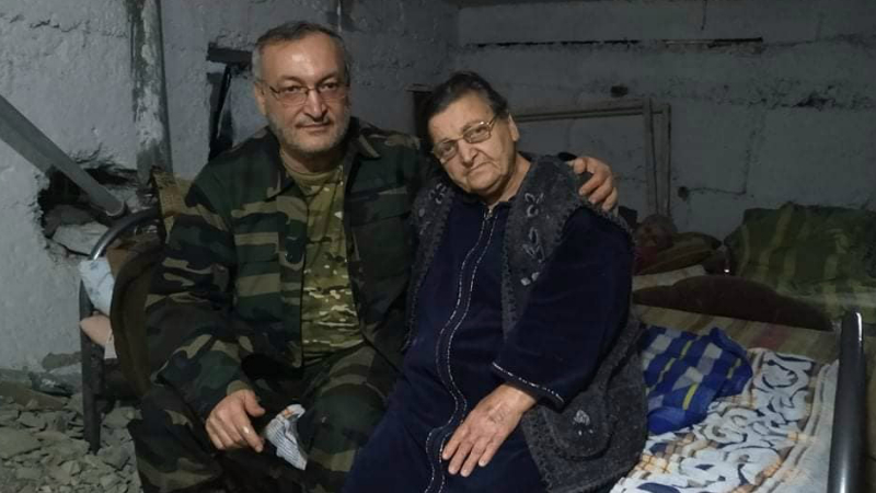 Պատերազմը սկսելուց հետո առաջին անգամ հասցրեցի այցելել մորս․ Արցախի ԱԺ նախագահ (լուսանկարներ)