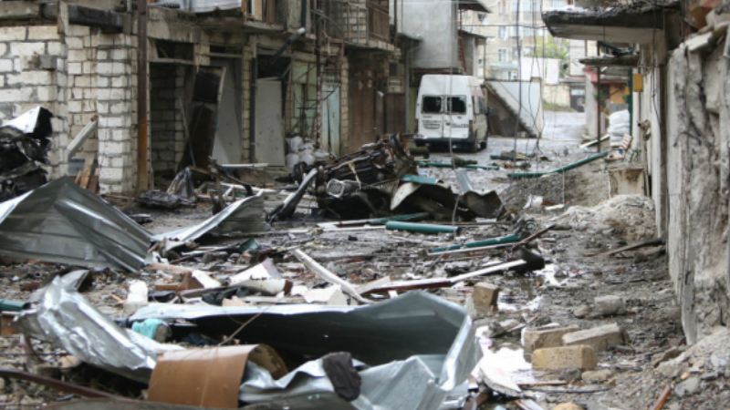Ադրբեջանական ագրեսիայի հետևանքով վիրավորում է ստացել ավելի քան 100 քաղաքացիական անձ (լուսանկարներ)