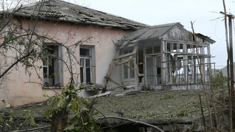 Ադրբեջանական տրամաբանություն. ինչու է Ադրբեջանը շարունակում հրետակոծել արդեն լքված բնակավայրերը. «Ժամանակ»