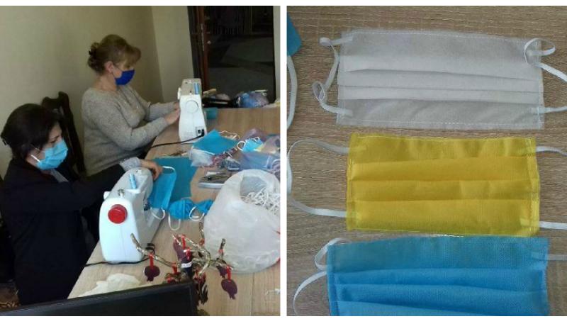 Արցախում մեկնարկել է բժշկական դիմակների պատրաստման գործընթաց․ արդեն պատրաստվել է ավելի քան 1500 դիմակ