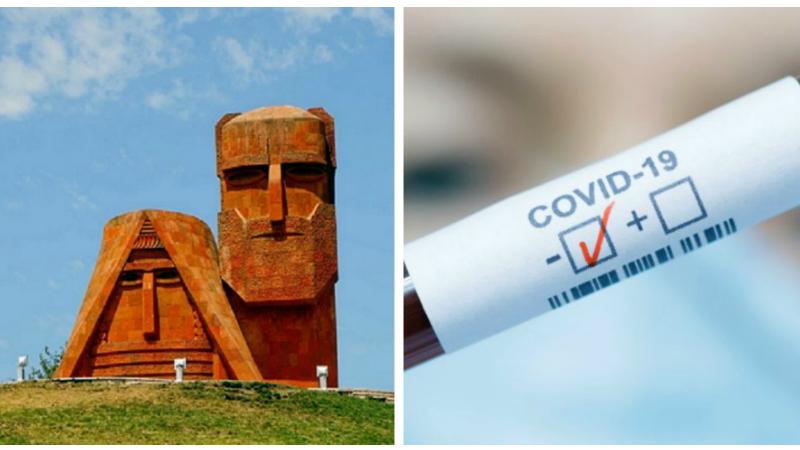 Առայսօր Արցախում գրանցվել է նոր կորոնավիրուսի վարակման 8 դեպք, որից վեցն արդեն ապաքինվել են. Արցախի տեղեկատվական շտաբ