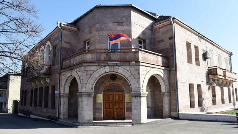 Սևրի պայմանագրի Հայաստանին վերաբերող դրույթները չեն իրականացվել. Արցախի ԱԳՆ