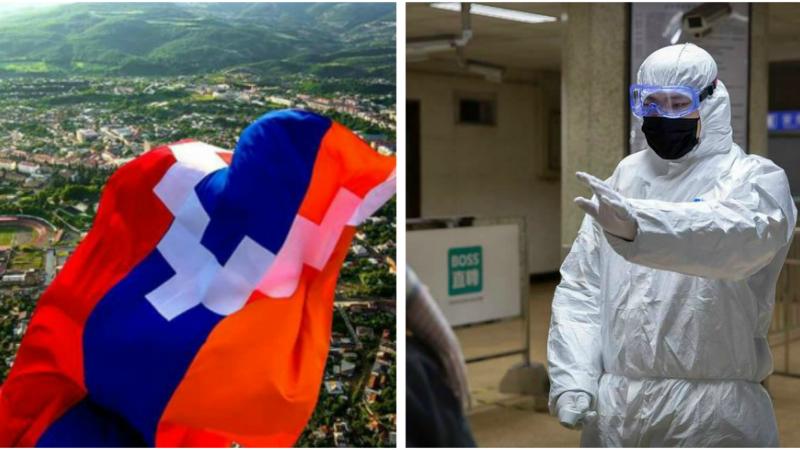 Արցախի բուժհիմնարկներում Հայաստանից եկած Արցախի երկու քաղաքացի մեկուսացված են․ ԱՀ ԱՆ