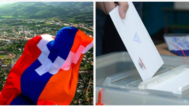 Արցախում նախագահական և խորհրդարանական ընտրություններին մասնակցել է ընտրողների 72,7%–ը