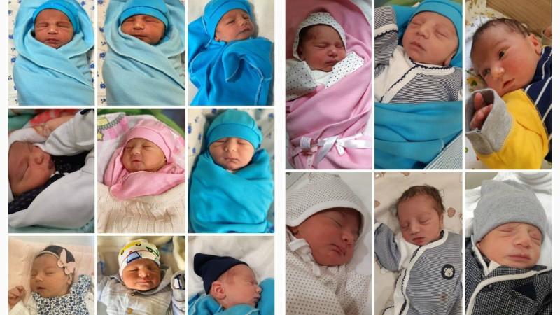 Սեպտեմբերի 27-ից մինչ օրս մայրաքաղաքում ծնվել է 107 արցախցի երեխա