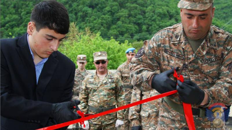 ՊԲ զինծառայողներին նոր բնակարանների վկայագրեր են հանձնվել