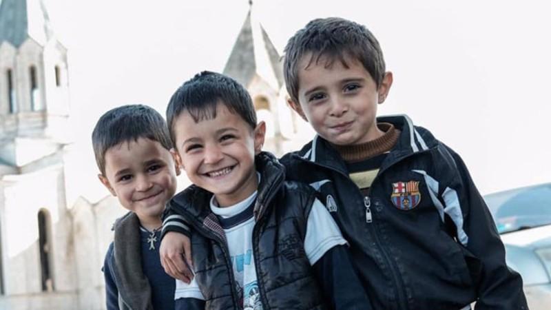 ՀՀ կառավարությունը՝ Ձմեռ պապի դերում․ արցախցի երեխաներին ամանորյա աջակցություն կտրամադրվի