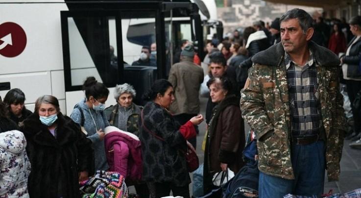 Ռուս խաղաղապահները նոյեմբերի 14-ից ապահովել են ԼՂ ավելի քան 11 հազար բնակչի անվտանգ վերադարձը իրենց բնակավայրեր