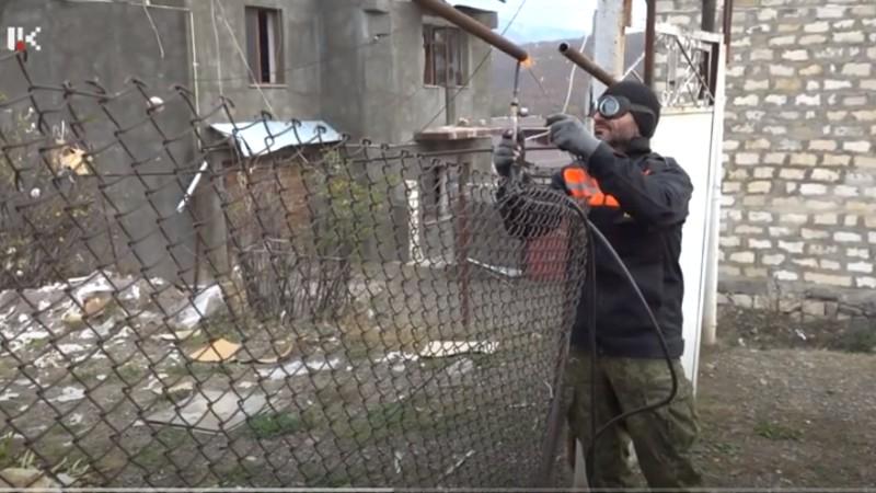 10 օր և Արցախում գազամատակարարման հարցը կլուծվի (տեսանյութ)