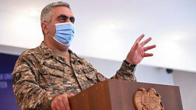 ՀՀ ողջ սահմանի ողջ երկայնքով, որը որ առնչվում է Ադրբեջանին, այո՛ կան համապատասխան զորքերի շարակազմեր և դրանցում կարող են լինել վարձկան ահաբեկիչներ․ Արծրուն Հովհաննիսյան