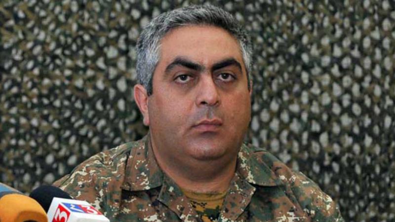 Հայկական կողմը ոչնչացրել է Ադրբեջանի 300 զինծառայողի և ոչ զինծառայողի․ Արծրուն Հովհաննիսյան