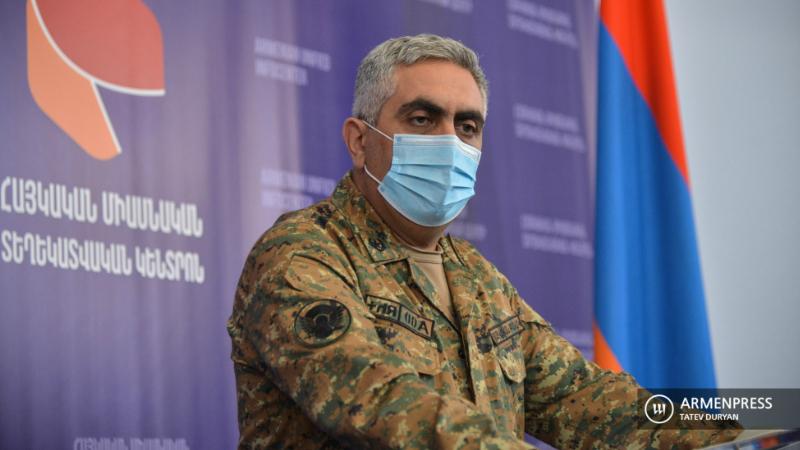 Արծրուն Հովհաննիսյանը՝ առաջնագծում տիրող իրավիճակի մասին
