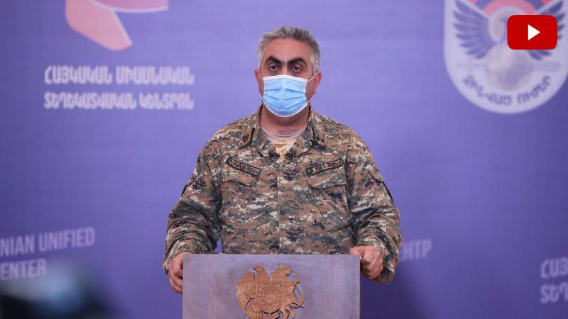 Իրավիճակը հայ-ադրբեջանական սահմանին. Արծրուն Հովհաննիսյանի ճեպազրույցը․ Ուղիղ միացում