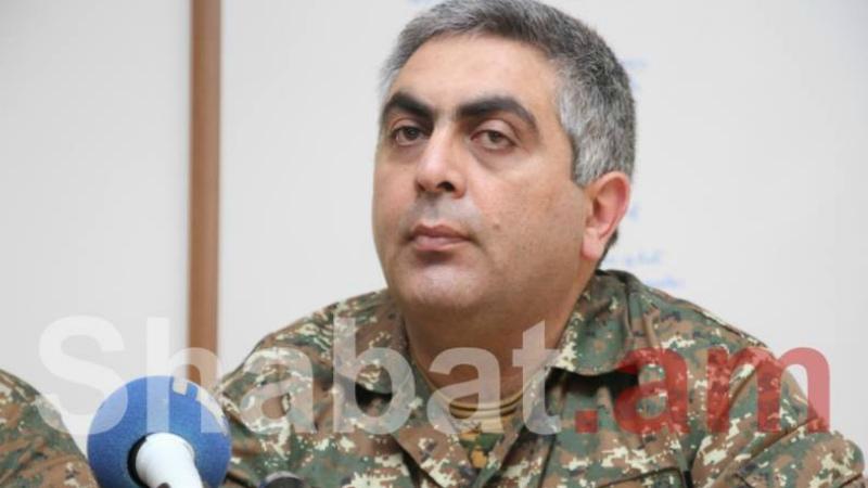Նորից ԱԹՍ խոցեցին մերոնք․ Արծրուն Հովհաննիսյան