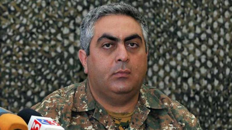 ՊՆ ներկայացուցիչ Արծրուն Հովհաննիսյանը տեղեկացրել է, որ իր անունով կեղծ էջ է բացվել