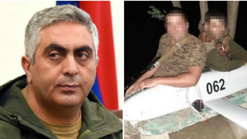 Այո, հաստատում եմ․ հայ զինծառայողների ձեռքում է հայտնվել իսրայելական SkyStriker հարվածային ԱԹՍ-ն․ Արծրուն Հովհաննիսյան