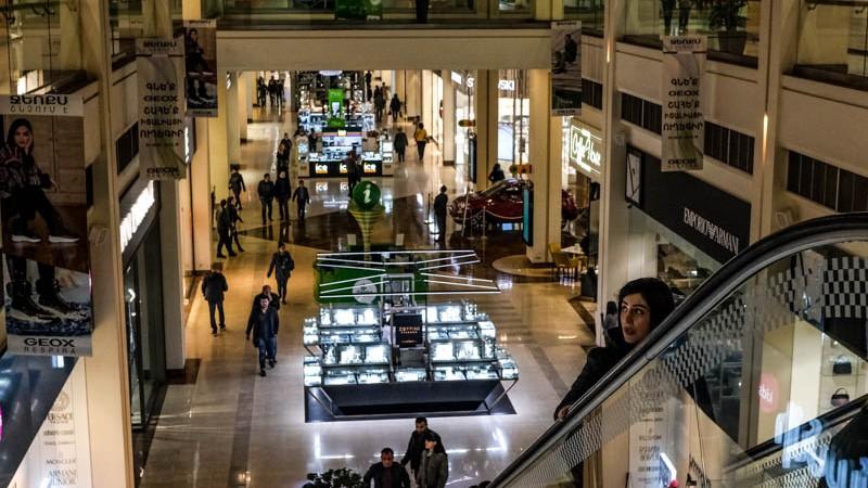 Երևանի խոշոր առևտրի կենտրոններում էական խախտումներ չեն արձանագրվել