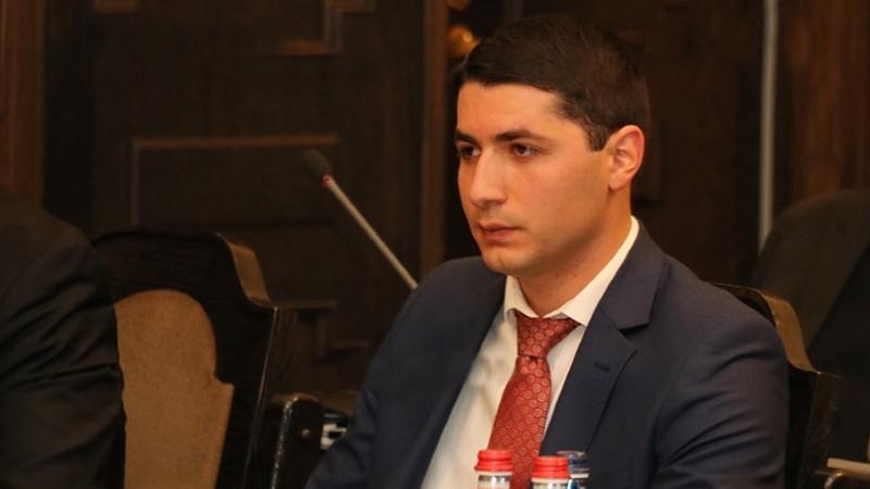 Արգիշտի Քյարամյանն ազատվեց ՀՀ ԱԱԾ տնօրենի պաշտոնից